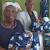 A 68-year-old woman has been successfully delivered of twins (male and female) by doctors at the Lagos University Teaching Hospital (LUTH).