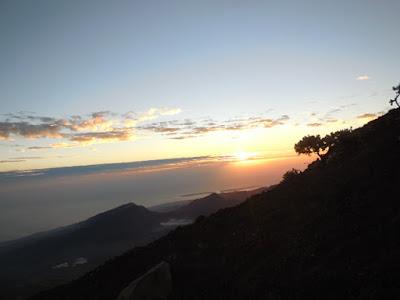 Trekking and Hiking Mount Rinjani