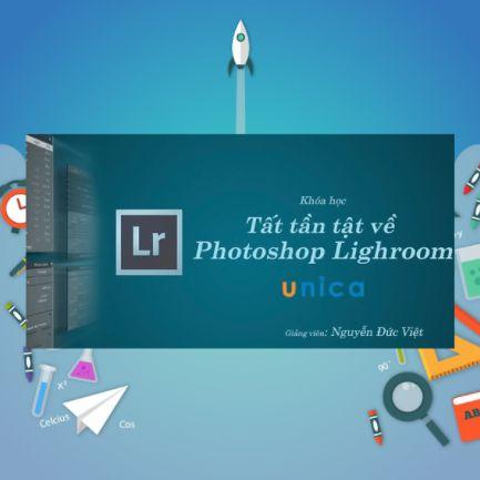 Khóa Học Tất Tần Tật Về Photoshop Lightroom ebook PDF-EPUB-AWZ3-PRC-MOBI