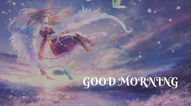 good morning angel images hd