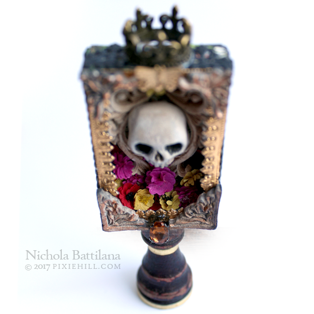 The Little Death Matchbox Shine for Love and Lovers w/ tute - Nichola Battilana