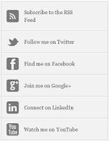 Membuat Widget Social Media Vertikal di Blog