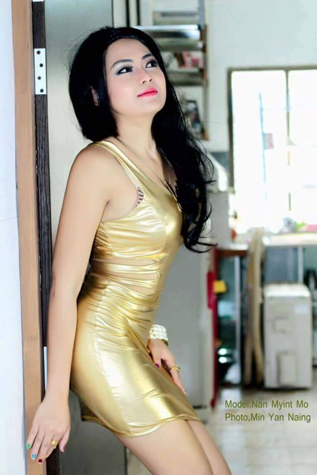 Myanmar model sexy dance videos 12