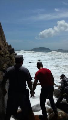 Desaparecido: Leonardo Mariano da Silva é encontrado com vida na Ilha do Cardoso em Cananéia