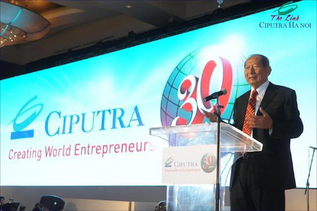 Chủ đầu tư uy tín - Ciputra Hà Nội