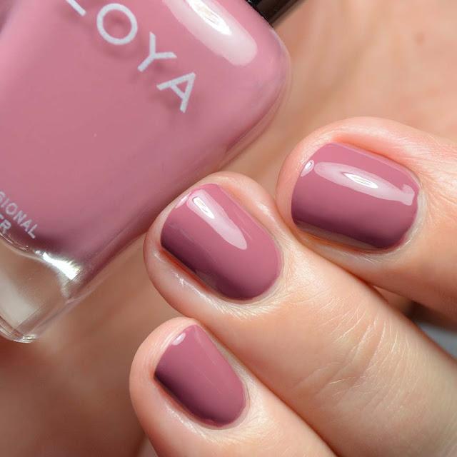 rosewood creme nail polish