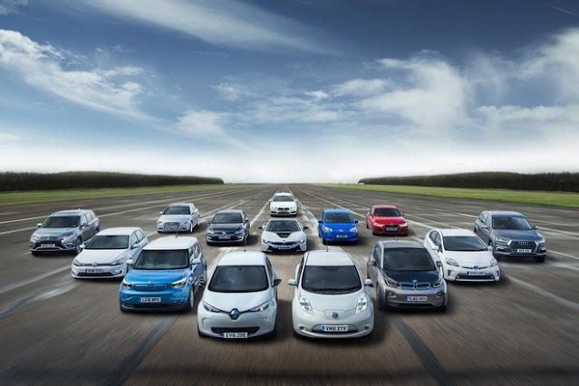 Το 10,6% των πωλήσεων καινούριων αυτοκινήτων τον Δεκέμβριο στην Ελλάδα αφορούσε ηλεκτρικά οχήματα