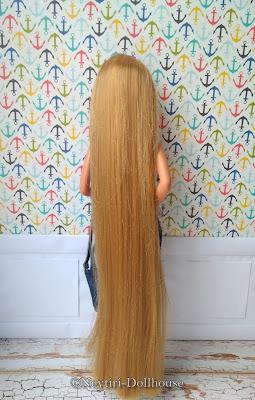 Barbie Teresa Hollywood Hair reroot