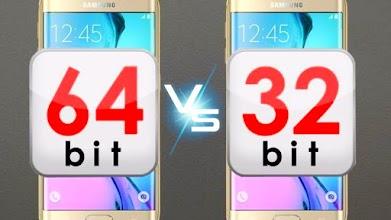 طريقة معرفة معمارية معالج هاتف الأندرويد 32 بت أو 64 بت