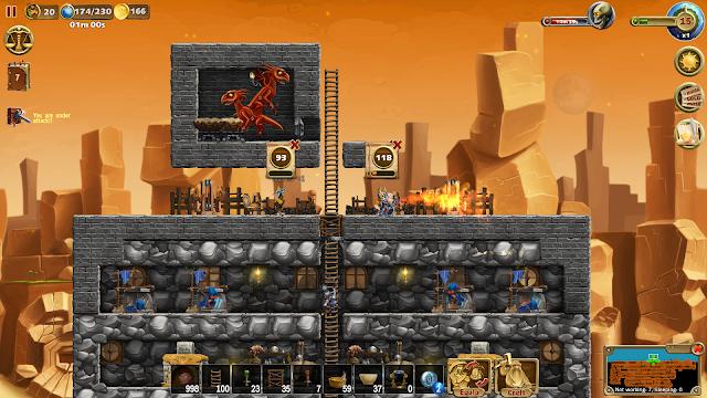 Dragon Prison - Craft the World Screenshot