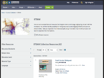 Educational Resources for STEAM Teachers and Students