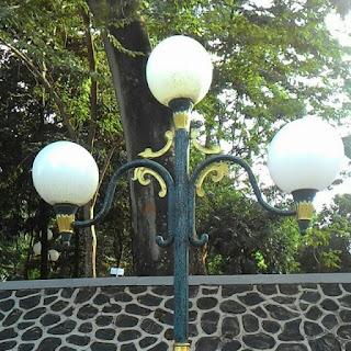 Produk tiang lampu antik