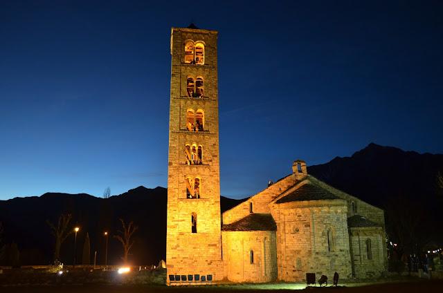 Igreja de Sant Climent de Taüll
