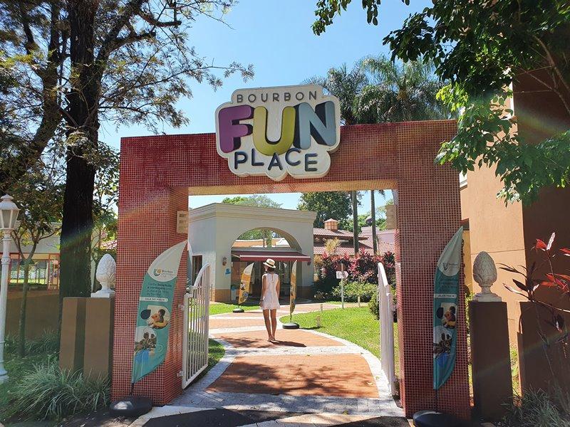 Resort em Foz do Iguaçu família