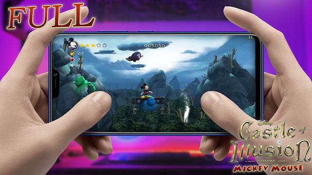 Castle of Illusion (Full) v1.4.2 Para Teléfonos Android [Apk]