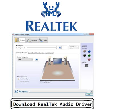 Realtek-audio-driver-download