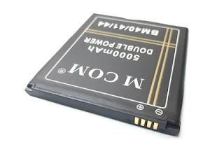Baterai Xiaomi BM40 BM41 BM44 Redmi 1 1S 2 2A 2S MCOM 5000mAh