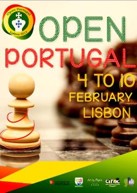 Cartel del Open de Portugal 2017