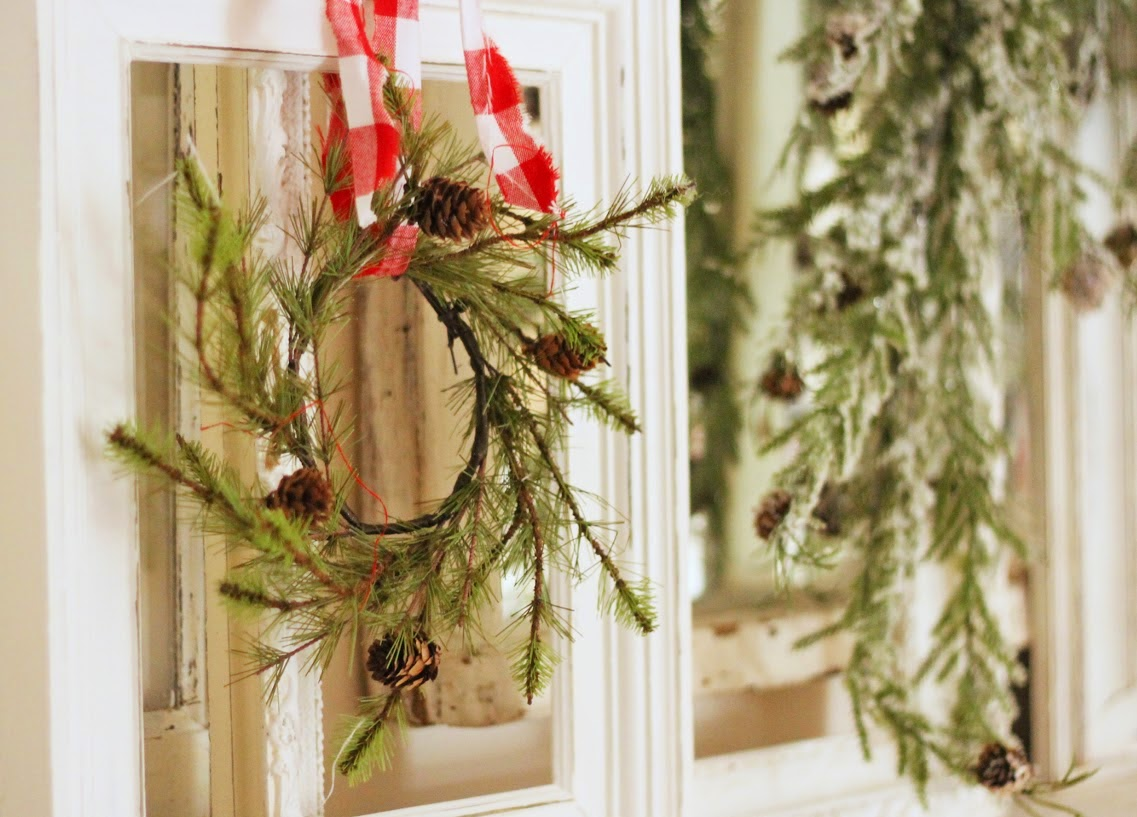 vNordic Farmhouse Christmas-Junk Chic Cottage-How I Found My Style Sundays Christmas Edition- From My Front Porch To Yours