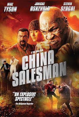 China Salesman [2017] [NTSC/DVDR- Custom HD] Ingles, Español Latino
