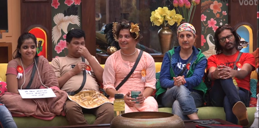 Bigg Boss Marathi 1 Contestants