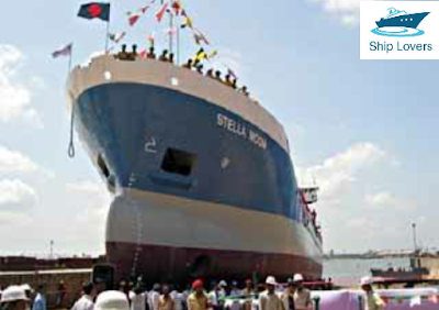 Career Of A Merchant Marine Officer- Rank & Salary! - Ship