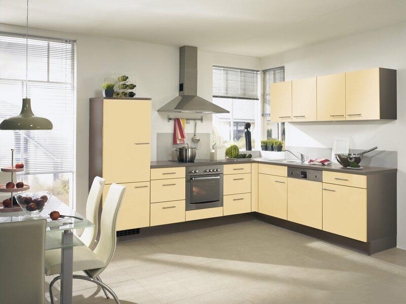 Phòng bếp đẹp tại căn hộ chung cư Phú Mỹ Complex