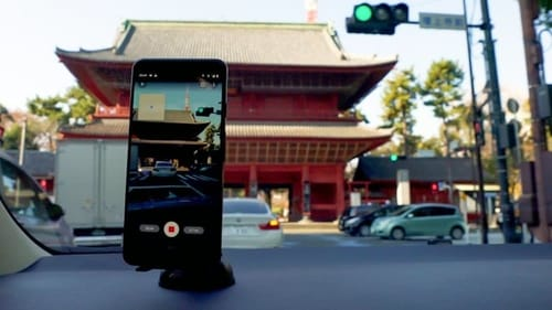 Google supports taking Street View photos with mobile phones only