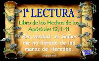 Resultado de imagen para Hech 12:1-11