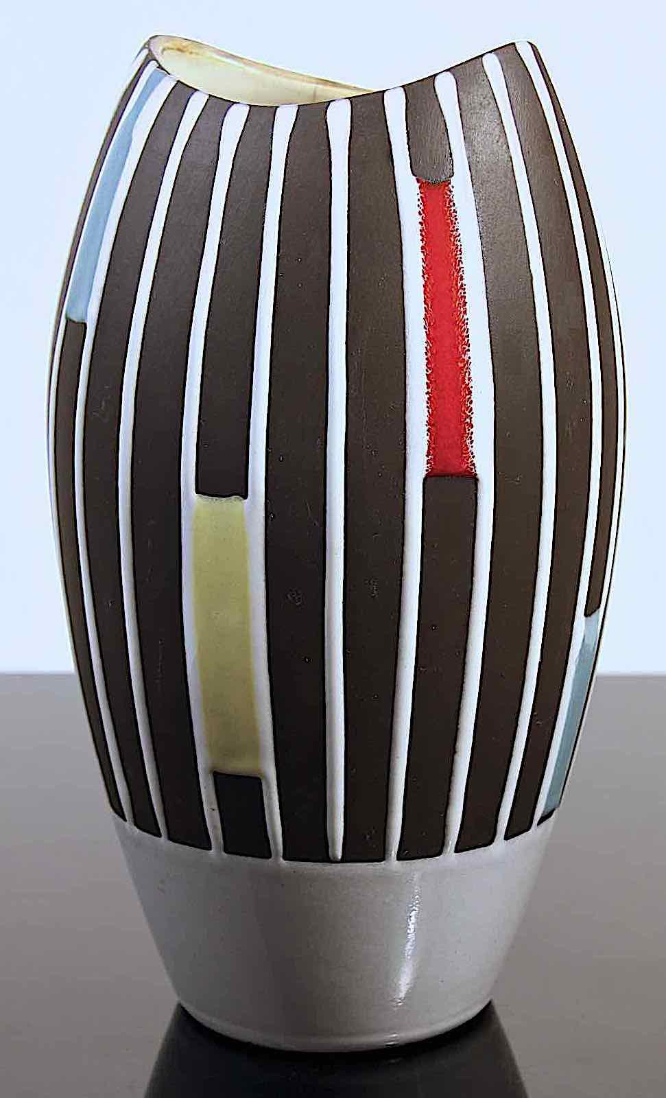 a Schlossberg vase 1961