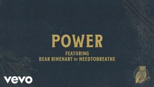 Power Lyrics - Chris Tomlin Ft. Bear Rinehart