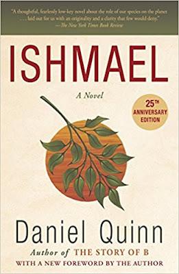 Ishmael by Daniel Quinn (Book cover)