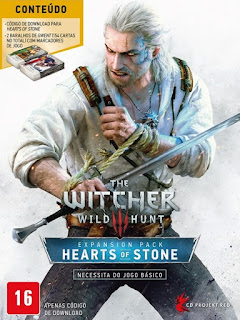The Witcher 3: Wild Hunt - Hearts of Stone (DLC) (PC) 2015