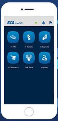 token listrik via bca klik tombol e commerce