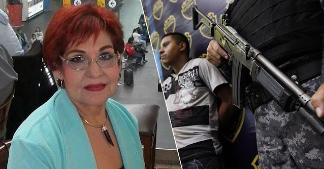 Правосудие Мириам Мартинес: мать 3 года ловила преступников, убивших ее дочь