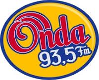 Rádio Onda 93 FM 93,5 de Franca SP