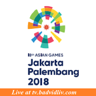 Asian Games 2018 (Badminton) live streaming