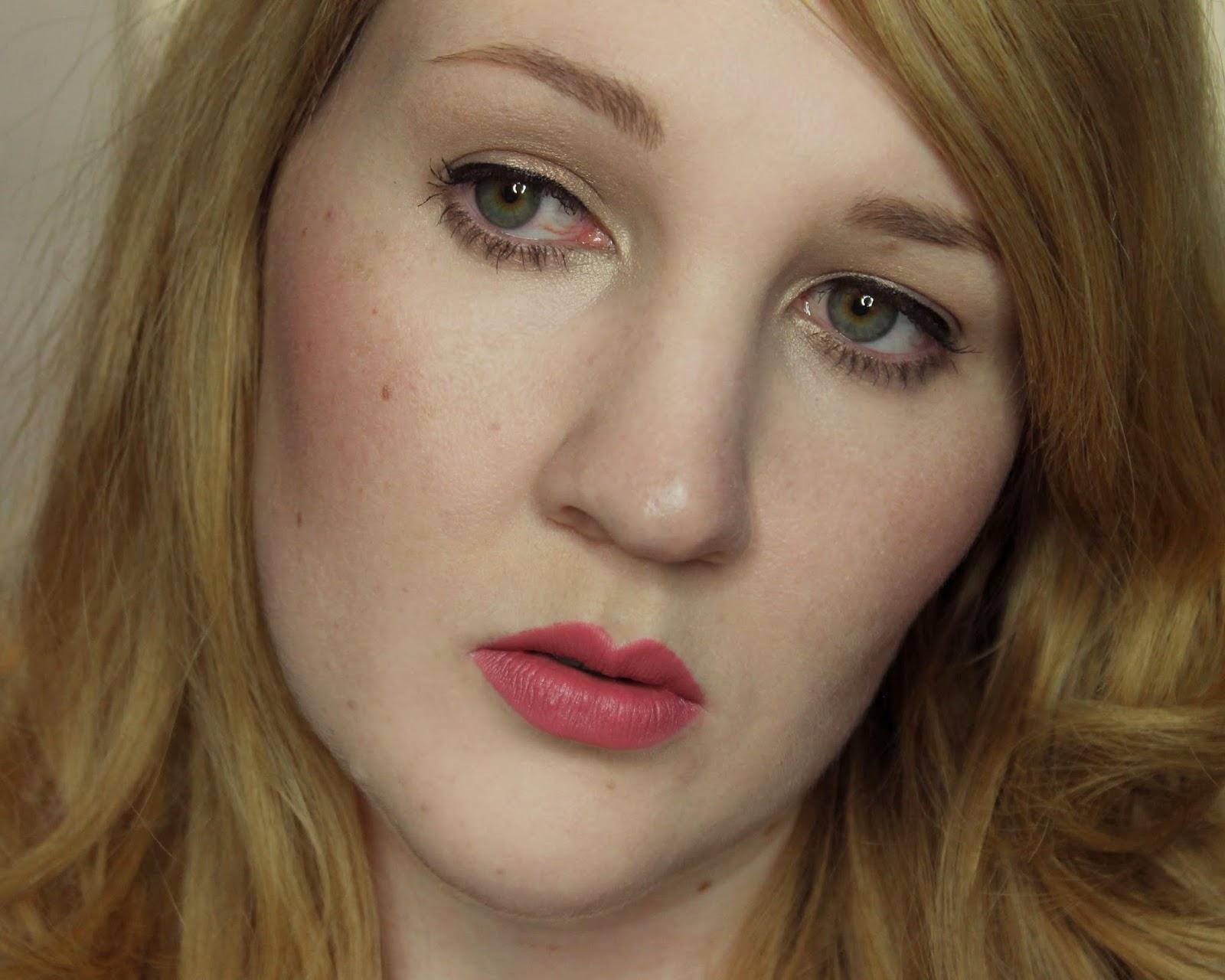 MAC Nouvelle Vogue Lipstick Swatches & Review