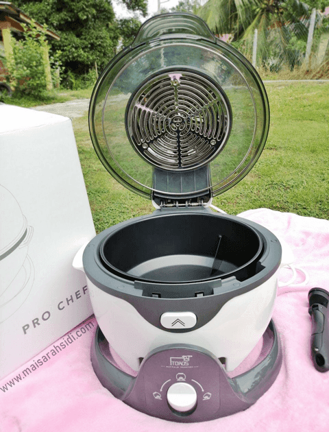 Air Fryer Toros Pro Chef
