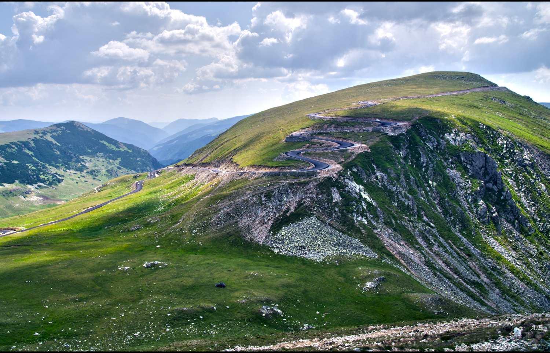 """Transalpina sau """"Drumul Regelui"""
