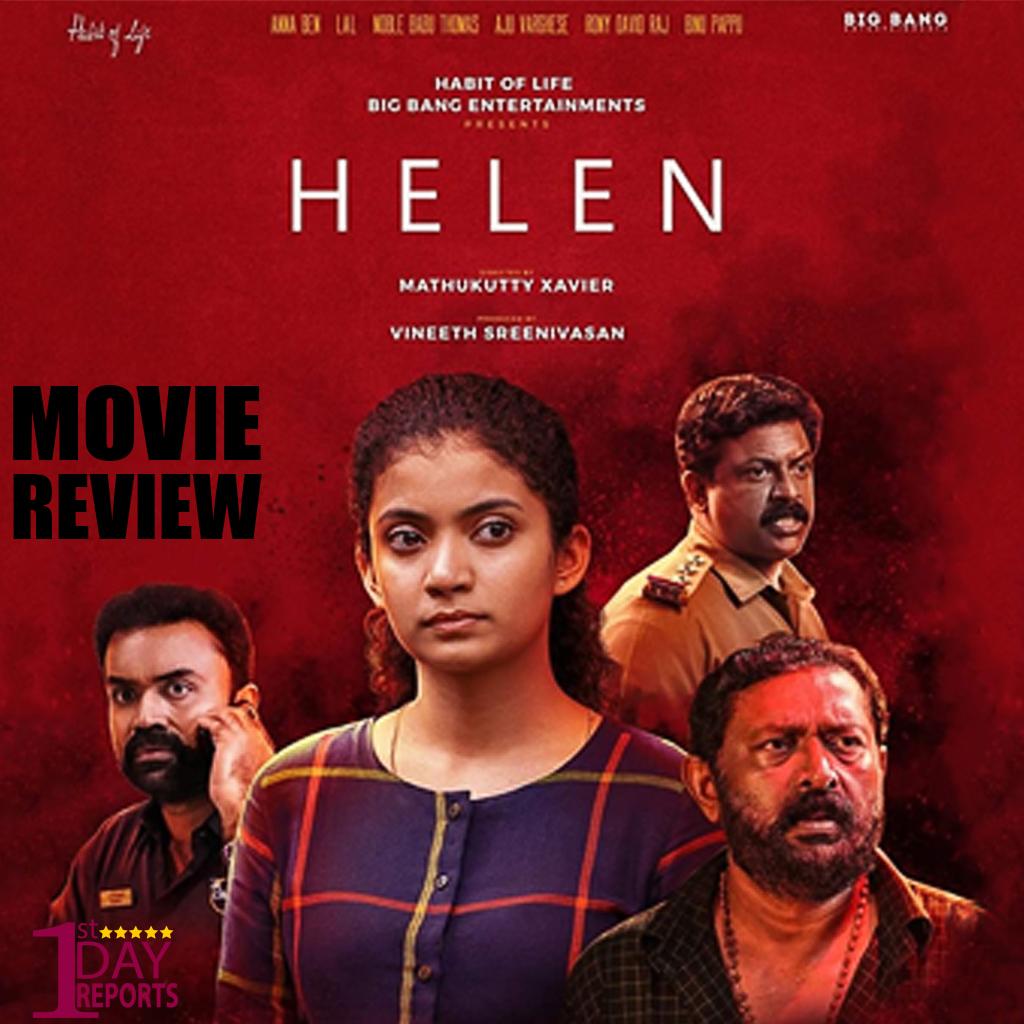 Helen (2019) Malayalam 720p WEB-DL 1.5GB