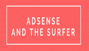 and the Surfer Adsense
