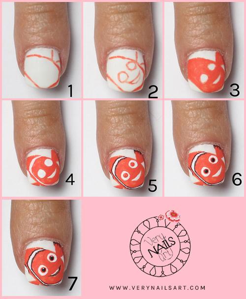 nail-art-nemo-disney-paso-paso
