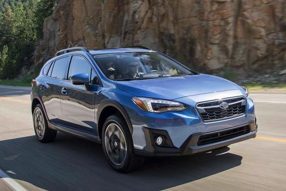 2018 Subaru Crosstrek Manual Review