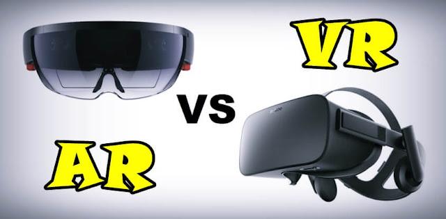 الفرق-بين-الواقع-الافتراضي-والواقع-المعزز