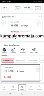 beli Paket Unlimited Video Call WhatsApp di My Telkomsel