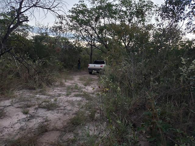 Corpo em estado de decomposição é encontrado pela Polícia dentro de carro