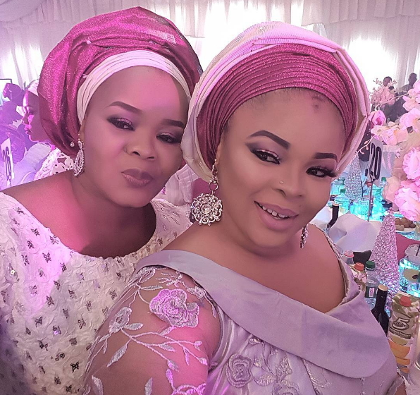 femi adebayo nikkah wedding