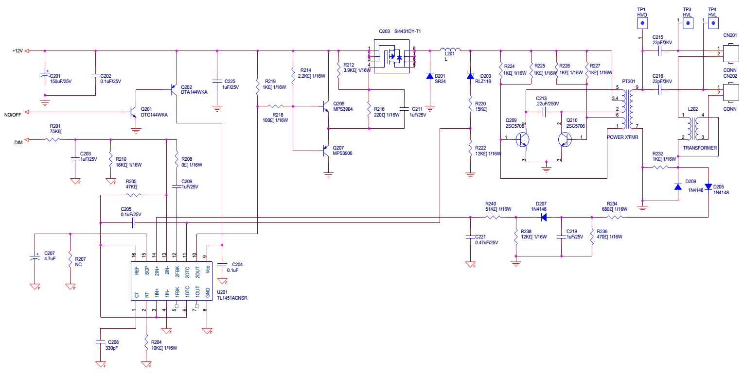 small resolution of aoc lcd tv cpt claa150xg07 back light inverter circuit diagram