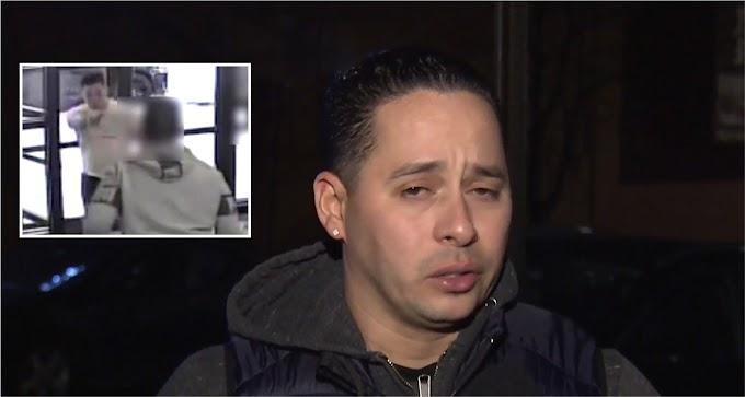 Taxista dominicano al que pareja le dio tumbe reclama pago de pasaje cuchillo en mano y lo acusan de intento de asesinato